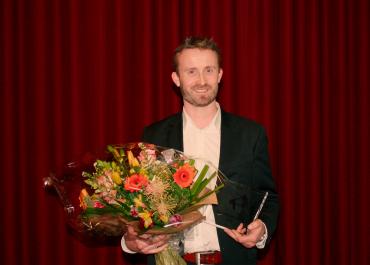 Jakob Skouboe, FinansWatch, vinder Erhvervsjournalistprisen 2016